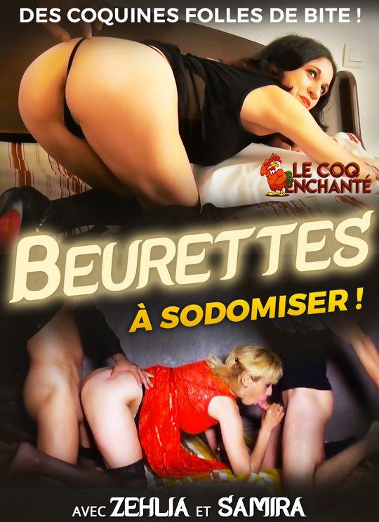 Beurettes Sodomiser (HD 720p) - [2019]