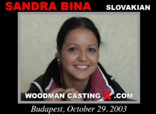 SANDRA BINA - CASTING (SD)