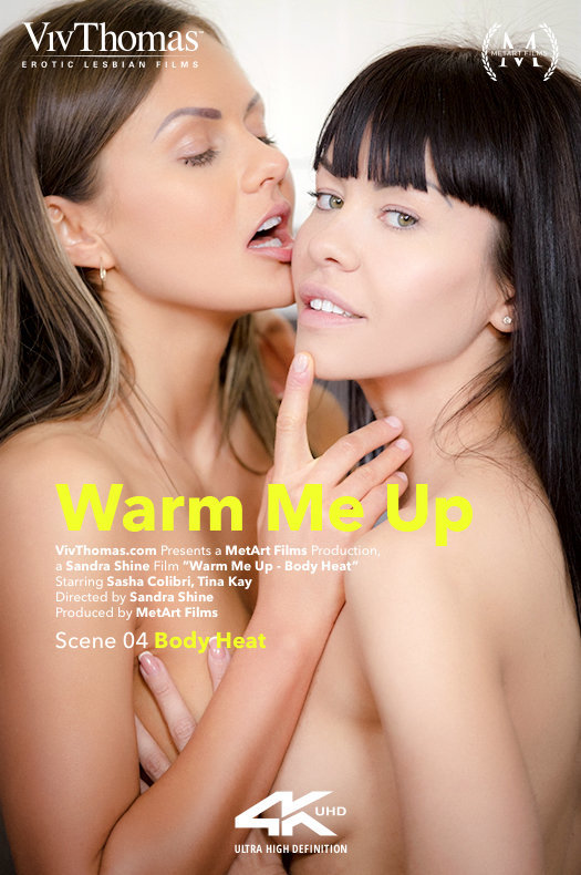 Warm Me Up Episode 4  Body Heat - Sasha Colibri  Tina Kay [VivThomas] (FullHD 1080p)