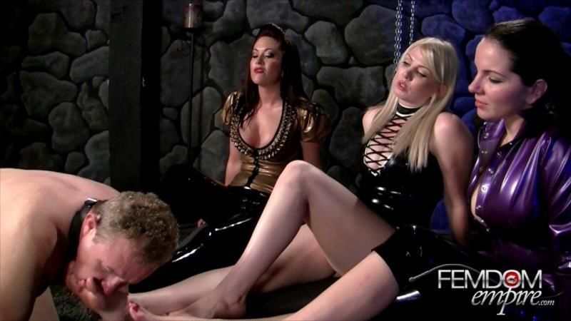 FemdomEmpire: (Lexi Sindel) - 30 Toes 1 Slave [HD / 244 MB]