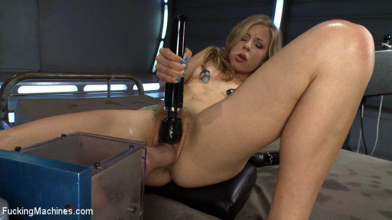 Chastity Lynn: Double A, Huge Cocks, Fast Machines: Some Girls Were NOT Created Equal (HD / 720p / 2019) [FuckingMachines/Kink]