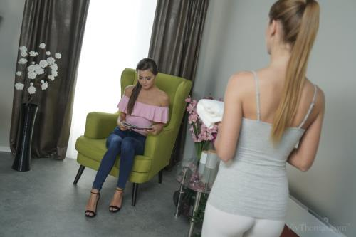 Alexis Crystal, Cindy Shine - Behind The Scenes Alexis Crystal Cindy Shine On Location (FullHD)