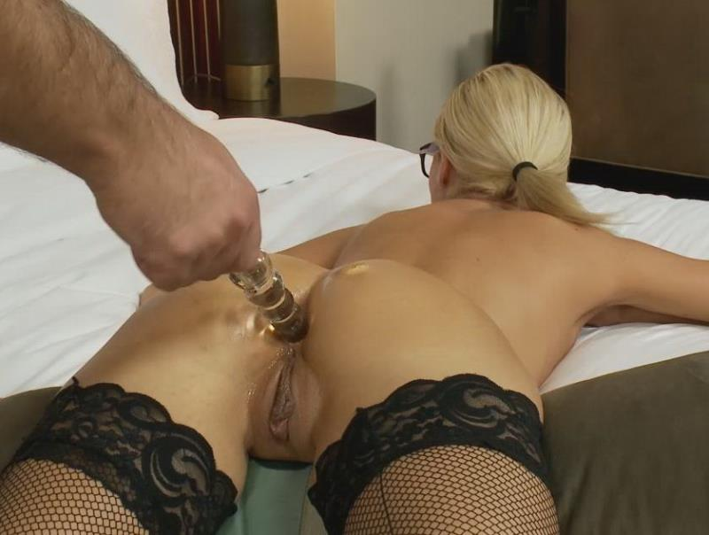 Stephanie - 30 year old HOT secretary does all anal (MomPov) [HD 720p]