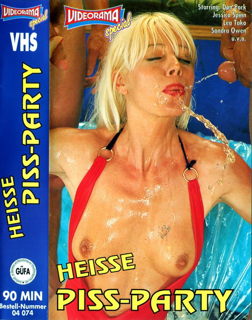 Heisse Piss Party [SD 512p]