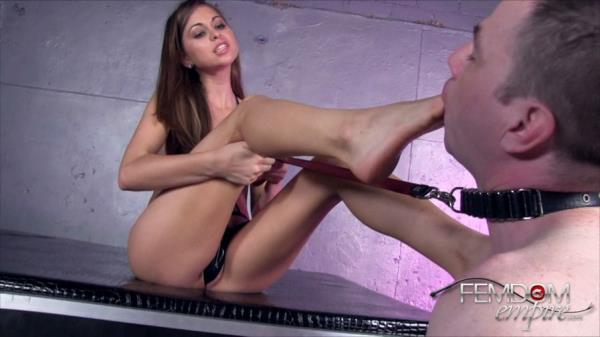 Riley Reid - Riley's Foot licking bitch [HD 720p] 2019