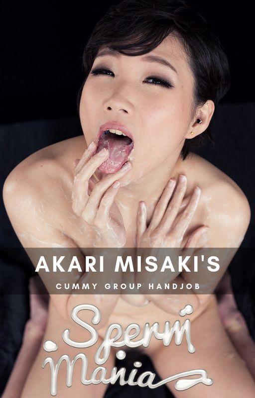 [Spermmania] - Akarimisaki - Sperm Fetish (2019 / FullHD 1080p)