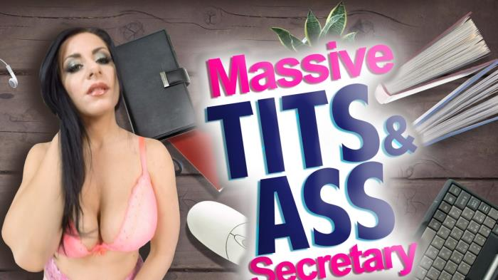 Alex Black - Massive Tits And Ass (UltraHD/4K 2160p) - StockingsVR - [2019]