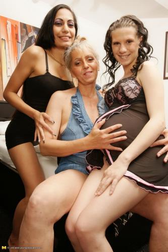 Tessie,Izabell,Simone O. - lesbian-alex241 (HD)