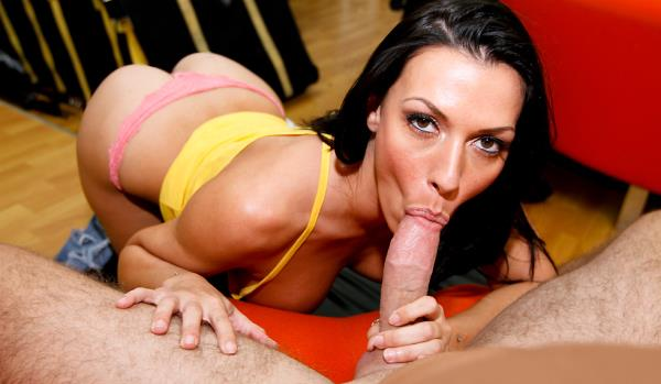 Rachel Starr - Rachel Starr Loves To Suck! [HD 720p] 2019