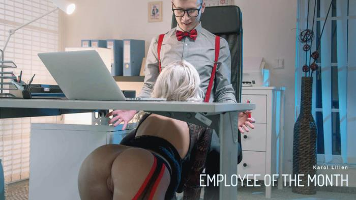 OfficeObsession/Babes: Employee Of The Month - Karol Lilien [2019] (FullHD 1080p)