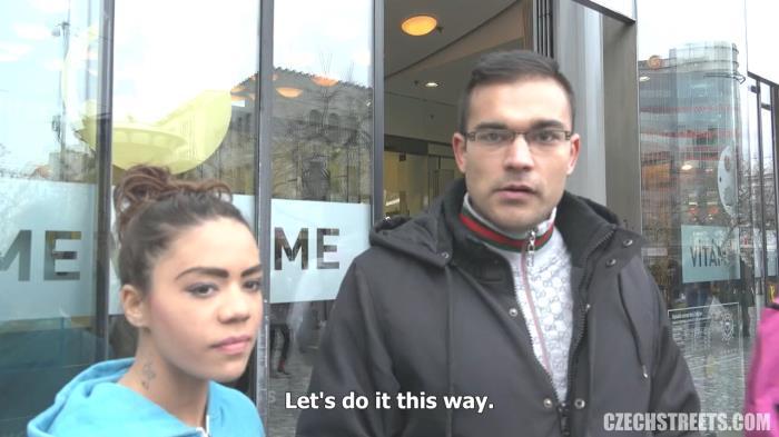 CzechStreets/RychlyPrachy.cz/CzechAV: Streets 90 - AMATEURS [2019] (HD 720p)