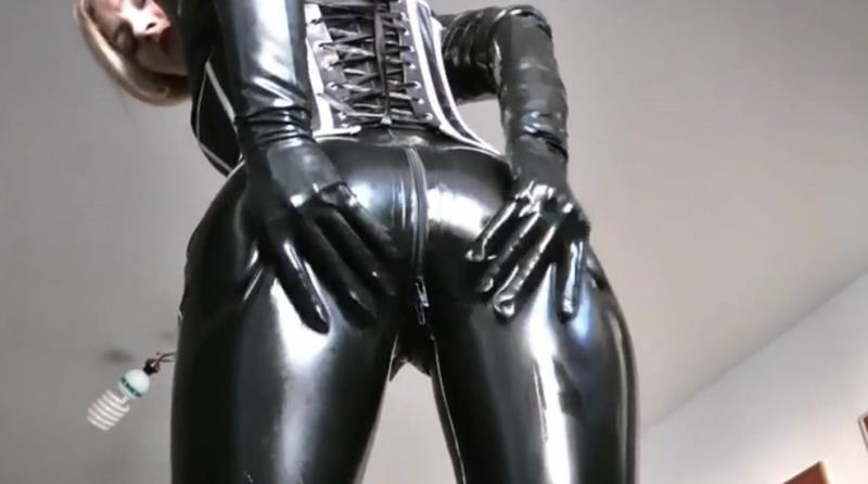 Clips4Sale: (Unknown) - SWEAT LATEX LOSER [FullHD / 278 MB]