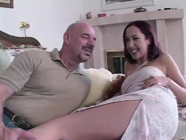 Stepdad Anal Fucks Daughter