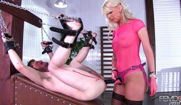 Clips4Sale: Unknown - SLUT FOR THE STRAP (FullHD) - 2019