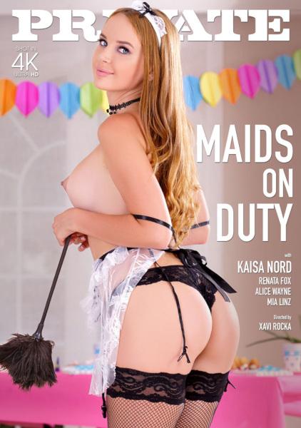 Горничные на работе / Maids On Duty (2019/FullHD)