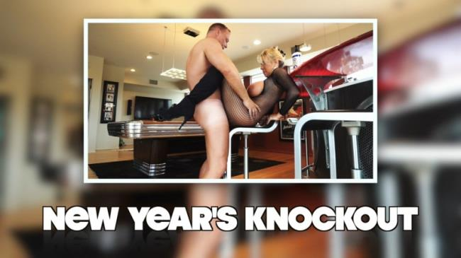 Sandra Otterson - New Years Knockout: 630 MB: HD 720p - [WifeysWorld.com]