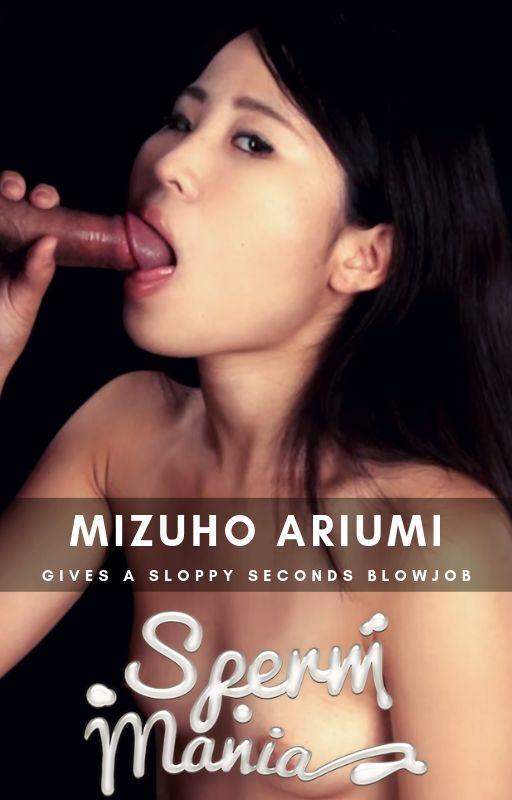 Mizuhoariumi - Sperm Fetish [FullHD 1080p] 2019