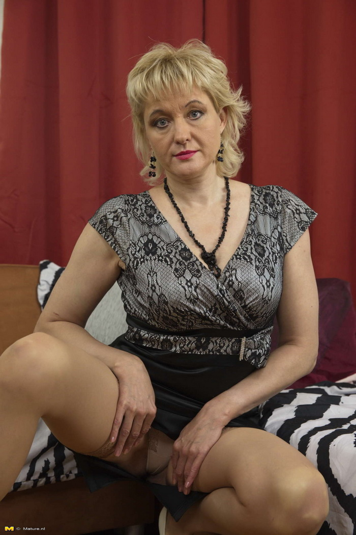 Mature.nl: HARDCORE - Sandra G. (48) [2019] (FullHD 1080p)