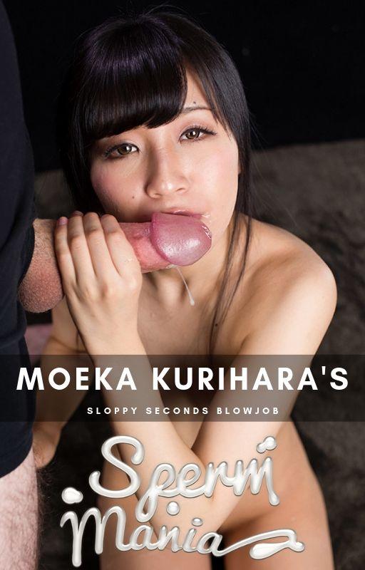 Spermmania: Moekakurihara Sperm Fetish [FullHD 1080p]