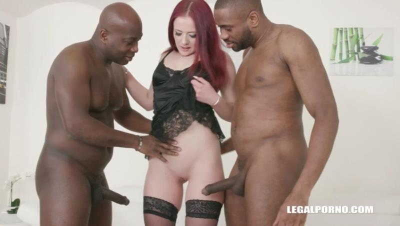 Stiffany Love, Joachim Kessef, Darnell Black - Young Stiffany Love enjoys anal sex first time with black guys IV286 (2019) SD 480p! ( 2019/LegalPorno.com/SD)