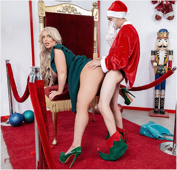 Alura Jenson - The Naughtiest Lil Elf! ( 2019/Lilhumpers.com/SD)