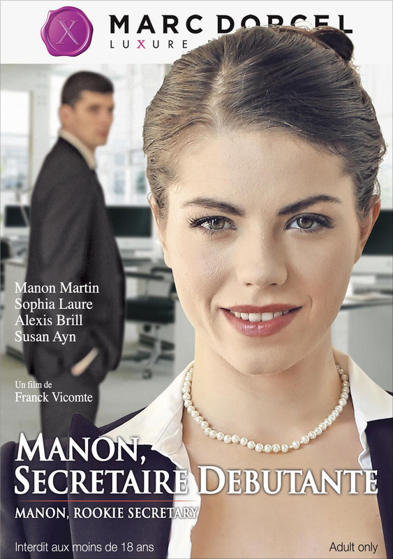 Manon Secretaire Debutante [HD 720p] 2019