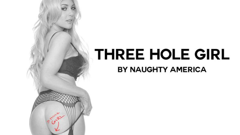 [NaughtyAmericaVR] - Kayla Kayden - Three Hole Girl (2019 / UltraHD/2K 1440p)