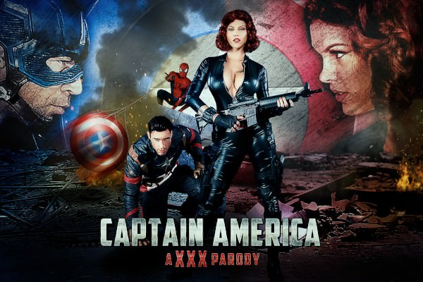 Captain America: A XXX Parody