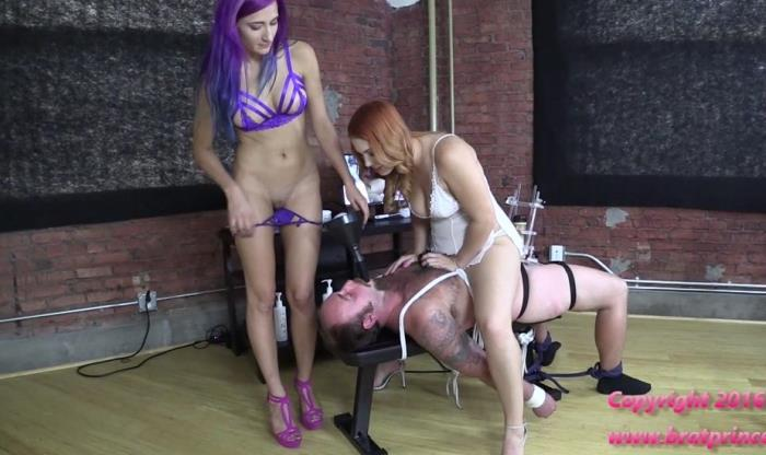 Various Actris - Machine Teased (FullHD 1080p) - Clips4Sale - [2019]