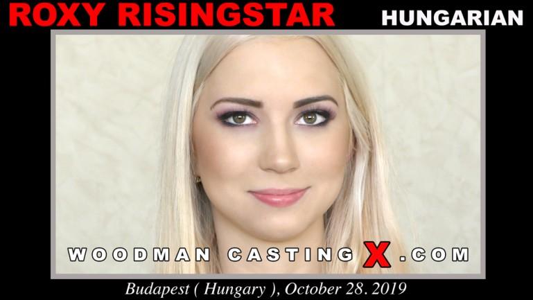 Roxy Risingstar - Casting X 215! ( 2019/WoodmanCastingX.com/SD)
