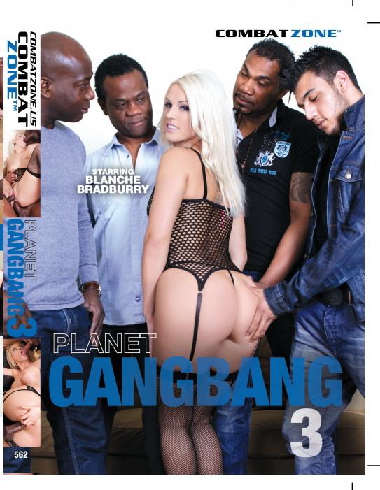 Planet Gang Bang 3 (HD 720p) - [2018]