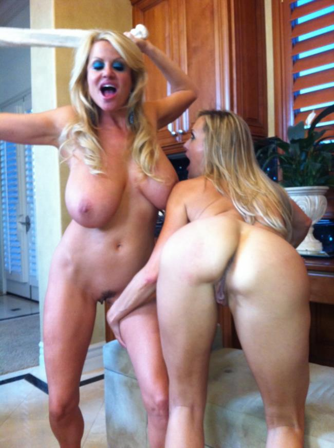 KellyMadison: Kelly Madison, Brandi Love - Cumsicle Four Years Old Re Posted Update From PF [3.25 GB] - [FullHD 1080p]