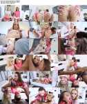 Jade Reign, Sky Pierce - Wet Mouth Wonderland With Jade And Sky (Teen, Young) [SD]