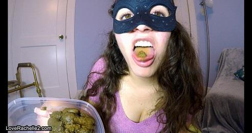 Love Rachelle - I Eat My Shit With A Smile! [UltraHD 4K, 2160p] [LoveRachelle2.com]