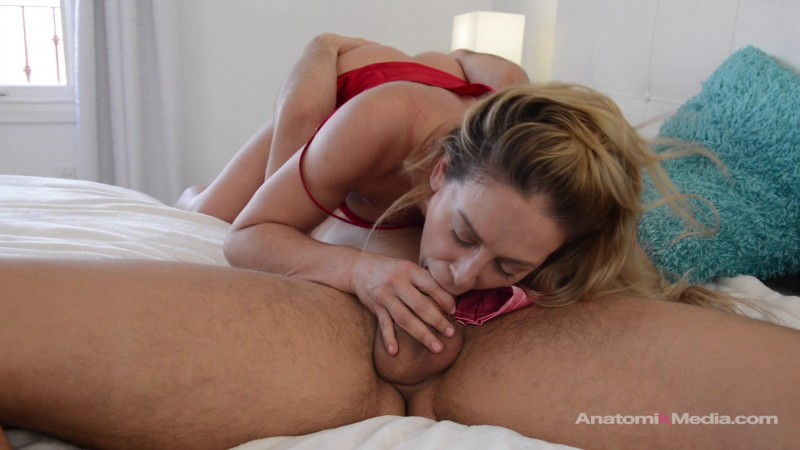 Cherie DeVille - Satin Sexytime! ( 2019/AnatomikMedia.com/SD)