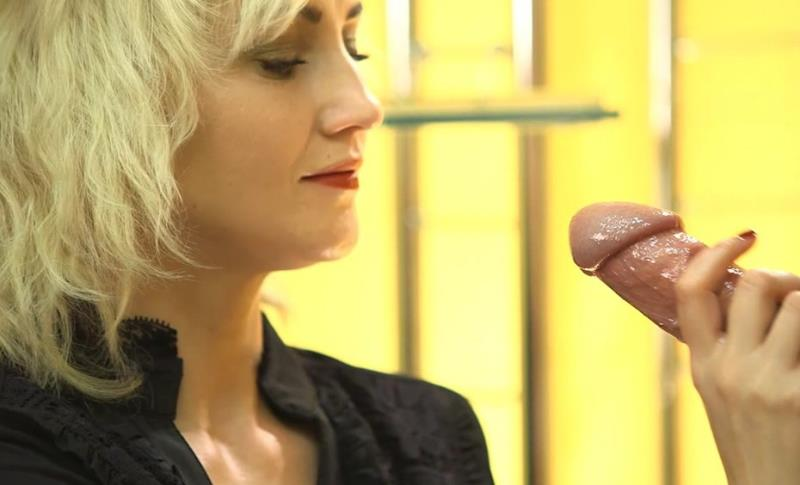 LiLusHandJobs: Lilu Double CumShot HandJob 35 - with Cum in Mouth and Swallow [HD 720p]