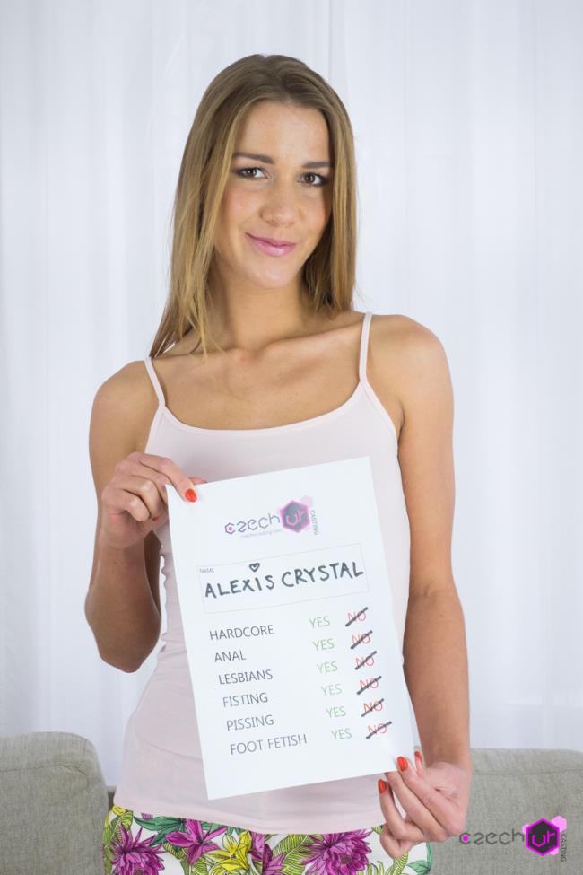 Alexis Crystal-VR Casting 056 [UltraHD/2K 1440p] CzechVRCasting.com/CzechVR.com [2019/2.53 GB]