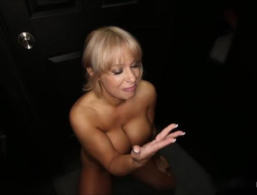 Alyssa - Alyssa's First Glory Hole Video POV Camera (FullHD)