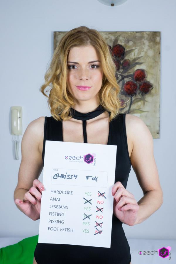 Chrissy Fox - Chrissy Fox hardcore casting [UltraHD/2K 1440p] 2019