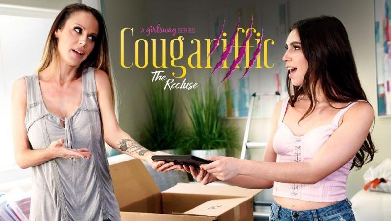 Gianna Gem, McKenzie Lee - Cougariffic The Recluse! ( 2019/GirlsWay.com/SD)