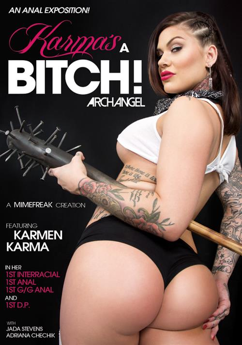 Karma's A Bitch (FullHD MP4 9.42 GB 2019)