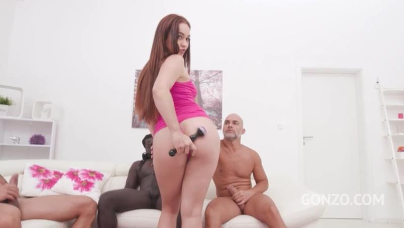 Ginebra Bellucci, Cristian Clay, Angelo Godshack, Freddy Gong - Ginebra Bellucci 3on1 fuck session with DP, DAP DVP SZ2269 (2019) SD 480p! ( 2019/LegalPorno.com/SD)