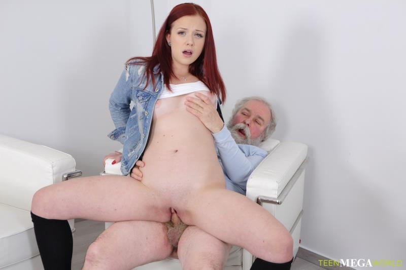 Tiffani Love - Old Man Shoots Hottie In Sperm! ( 2019/Old-n-Young.com/SD)