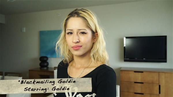 Goldie - Blackmailing Goldie [FullHD 1080p] 2019