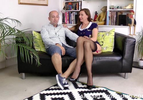 Lara Latex, Dave - Dave Is a London Cabbie (FullHD)