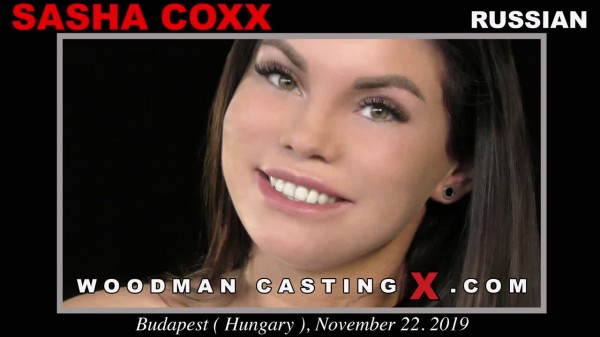 Sasha Coxx - Casting X 216! ( 2019/WoodmanCastingX.com/SD)