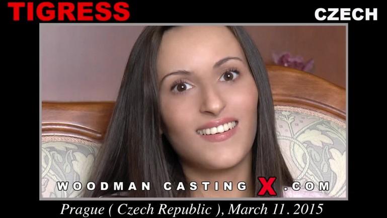 Tigress - Casting X 154! ( 2019/WoodmanCastingX.com/SD)