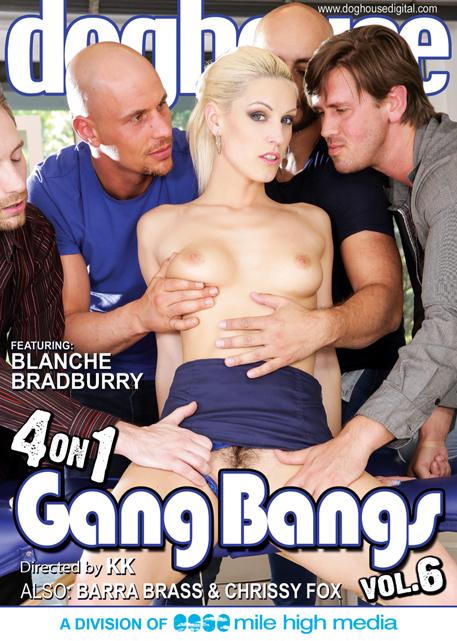 4 On 1 Gang Bangs 6 (2019) 720p WebRip