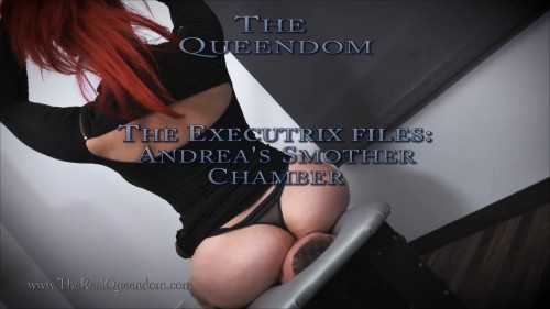 Andrea Rosu - The Executrix Files: Andrea's Smother Chamber [FullHD, 1080p] [Clips4sale.com, The Queendom]