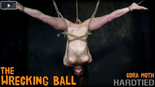 Cora Moth - The Wrecking Ball [HD, 720p] [HardTied.com]